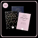 """Kalendarz """"Dobrych Dni"""" 2021 – A5 (MAŁY)"""