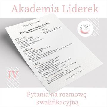 Wzór Akademia Liderek IV-01